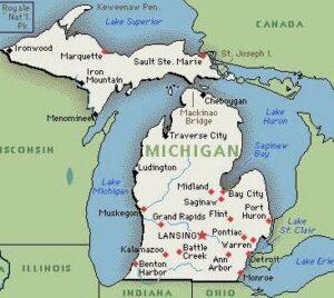 Why Michigan Bringing Manufacturing Back Home - Map of us michigan