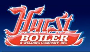 Hurst Boiler & Welding Co., Inc. Logo