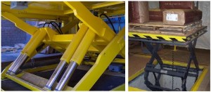 All-Rite Hydraulic Lifts