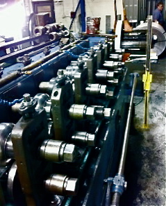 Roll Former Machine