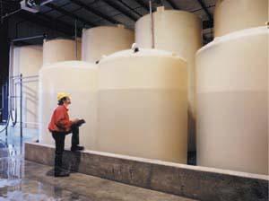 Assmann Polyethylene Tanks