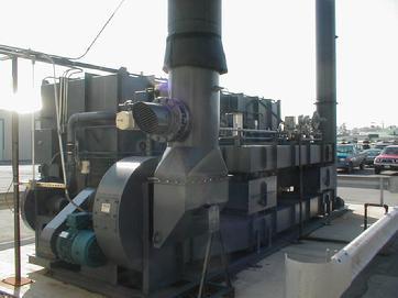 Huge Air Scrubbers Equipment