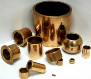 Sintering Bronze Parts For Bearing And Bushings