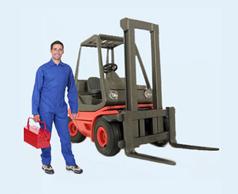 Forklift Maintenance and Repair