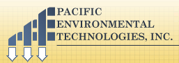 Pacific Environmental Technologies Logo