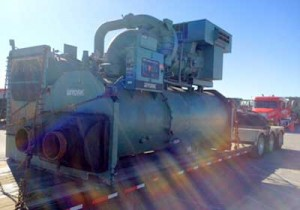 Old Industrial Chiller