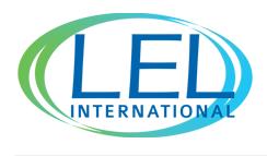 LEL International Logo