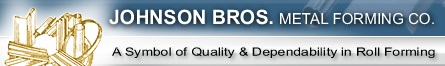 Johnson Bros. Metal Forming Co. Logo