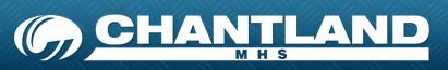 Chantland MHS Logo