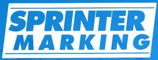 Sprinter Marking Logo