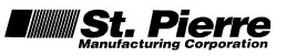 St. Pierre Manufacturing Corporation Logo