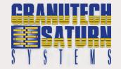 Granutech Saturn Systems Logo