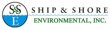 Ship & Shore Environmental INC. Logo