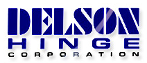 Delson Hinge Corporation Logo