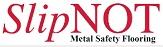 SlipNOT Metal Safety Flooring Logo