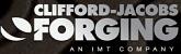Clifford-Jacobs Forging Logo