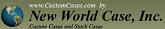New World Case, Inc. Logo