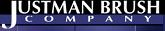Justman Brush Company Logo