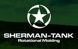 Sherman Roto Tank Logo