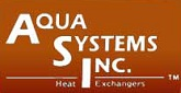 Aqua Systems offers the best liquid to refrigerant heat exchangers on the market