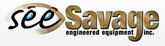 Savage Engineered Equipment Logo