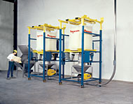 2 Industrial Pneumatic Conveyor