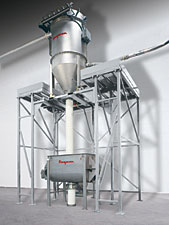 New Pneumatic Conveyor