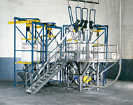 Automated Weigh Batching System
