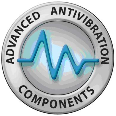 Advanced Antivibration Components (AAC) Logo
