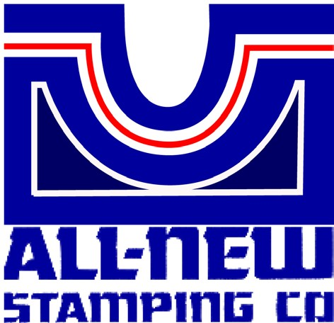 All-New Stamping Company Logo
