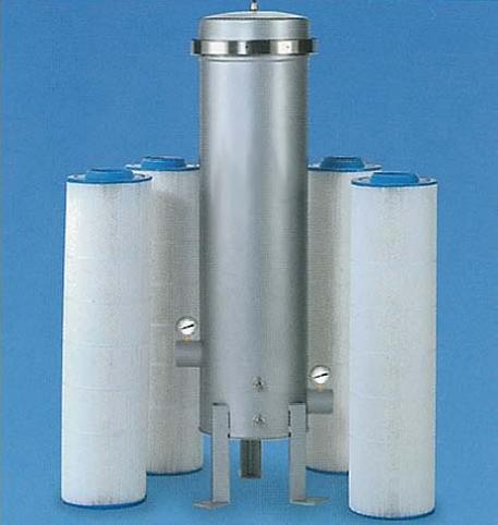 Gas Pipeline Filters