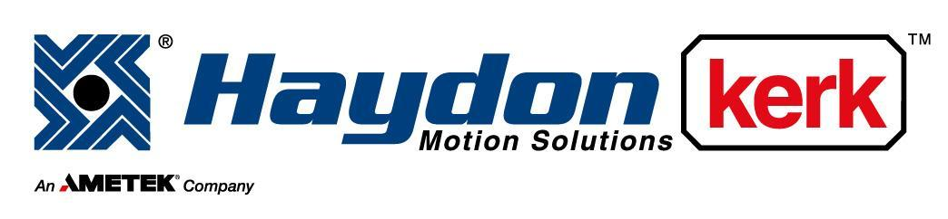 Haydon Kerk Motion Solutions, Inc. Logo
