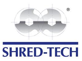 Shred-Tech® Logo