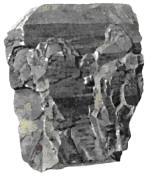 Wolframite Sample