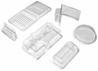 Types of Clamshell Packaging