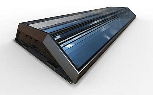 Solar Panel for Air Conditioning System