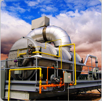 Industrial Air Filtration System