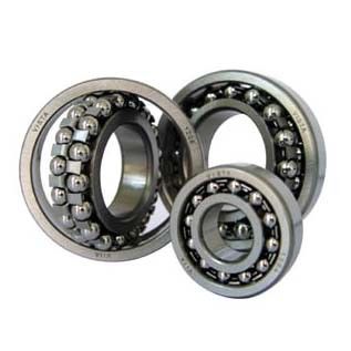 Different Ball Bearings