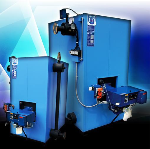 Condensing Boilers Equipment