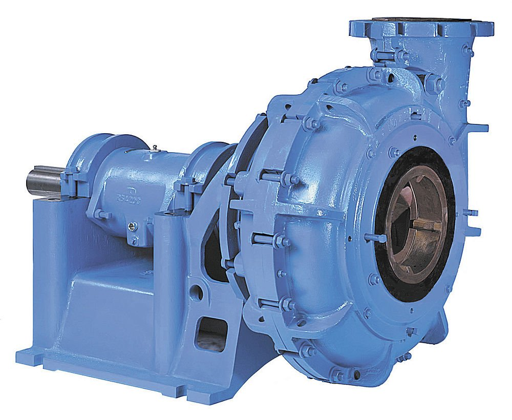 Large Centrifugal Pumps