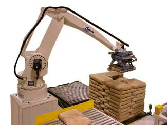 Heavy Duty Robotic Palletizers