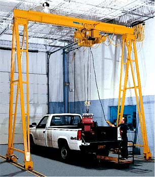 Small Gantry Crane