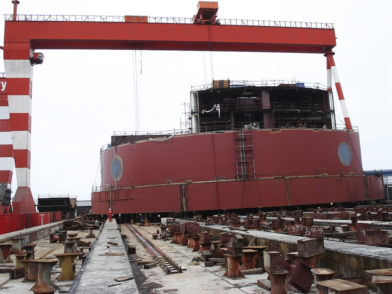 Huge Gantry Crane