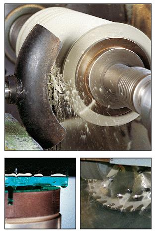 Industrial Production Process