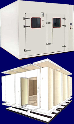 Environmental Test Chambers Concept Design