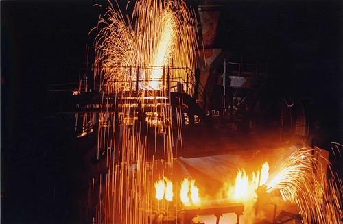 High Heat Industrial Furnace