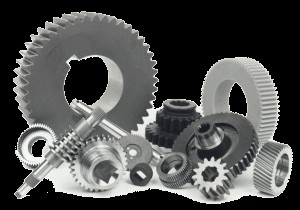 Different Spur Gears