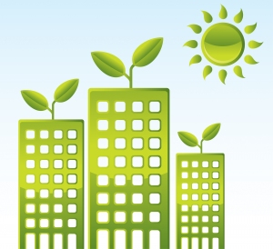 Green Buildings Logo
