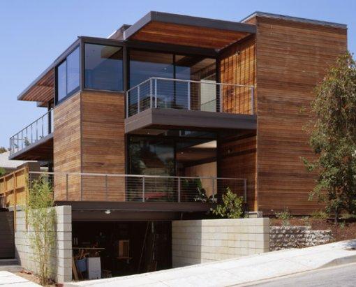 Energy and Environmental House Design