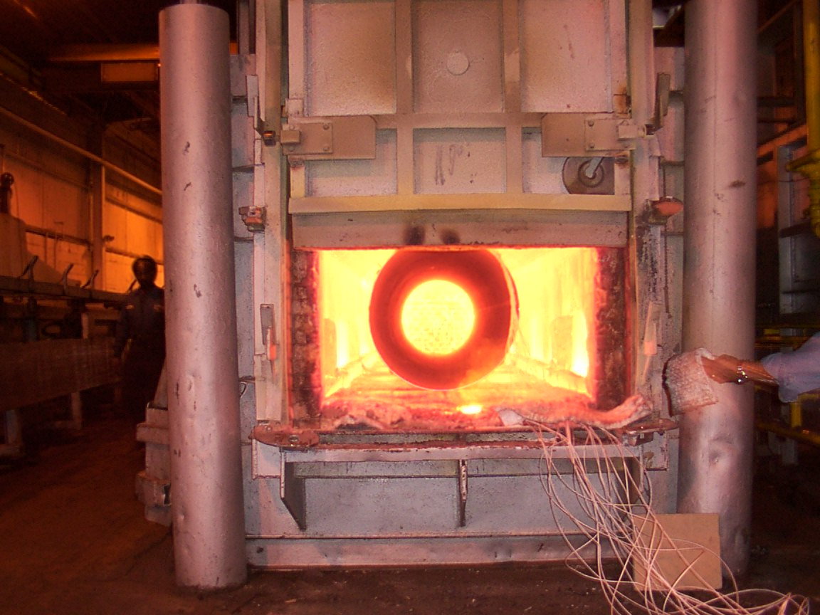 Huge Annealing Oven